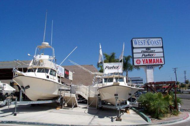 Parker Boat'spremier
