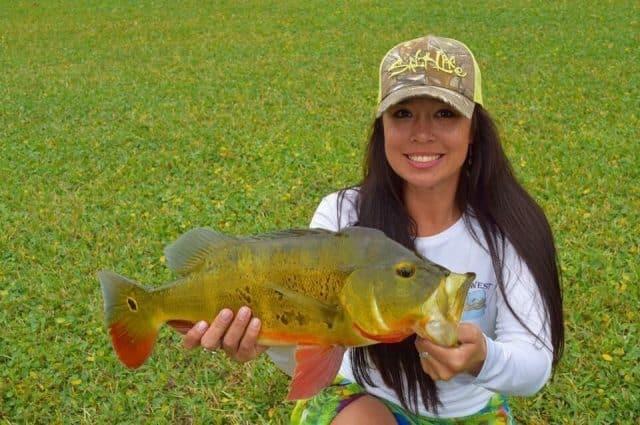 Virginia Salvador Florida fishing