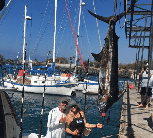 hawaii fishing big catch