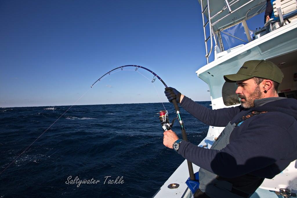 spinning gear fishing