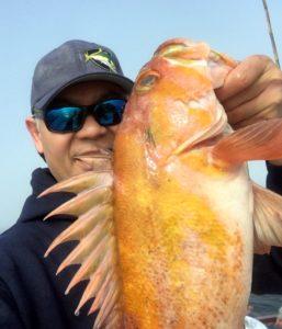 fishing San Clemente and San Nicolas
