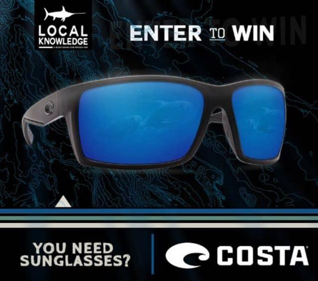 costa contest Local Knowledge - Win Costa Glasses