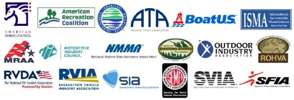Outdoor Recreation Industry Roundtable (ORIR) Sponsors  - Recreational Industry