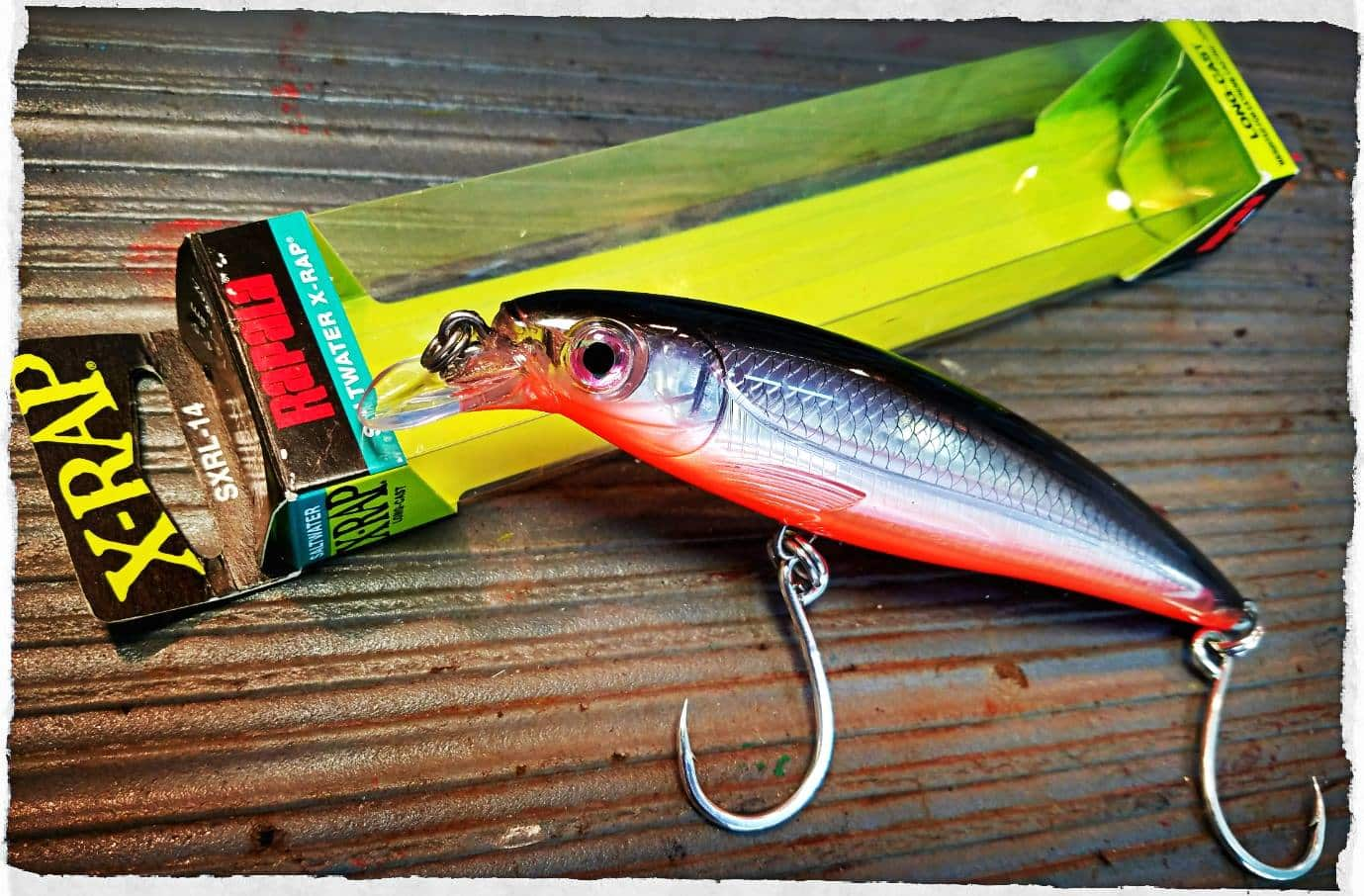 rapala fishing Hard Baits