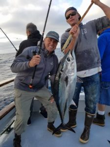 fishing offshore and some bluefin biting