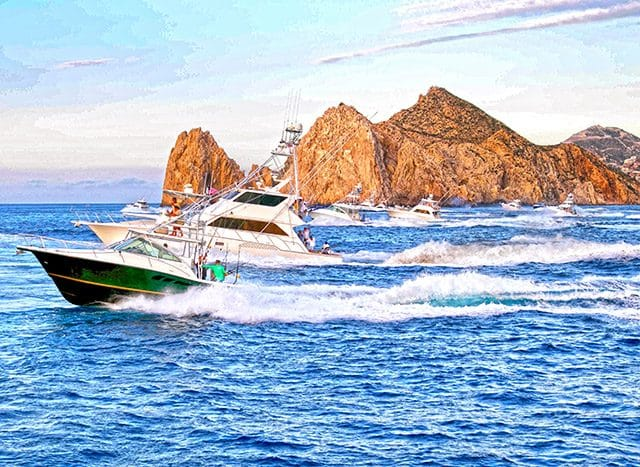 Fishing Boat Offshore