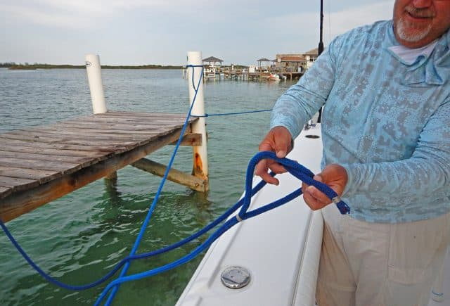 boat docking tips