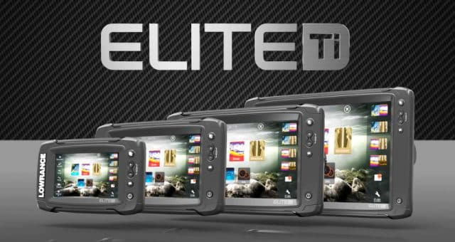 Lowrance EliteTi Marine Electronics - Lowrance Elite-Ti