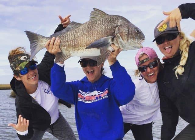 Louisiana big fish catch