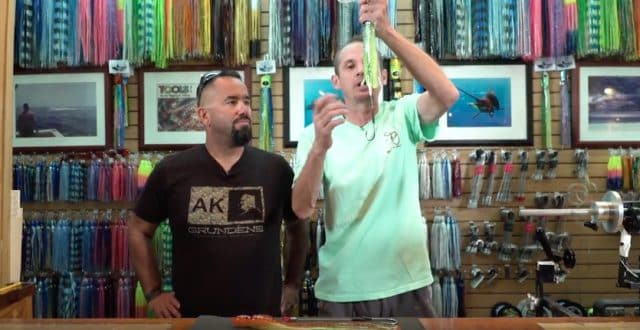 Choose The Proper Hook Size For Your Trolling Lures