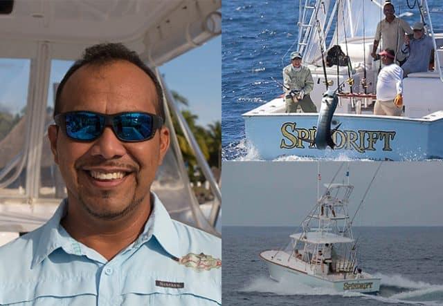 Nicho Alvarenga Fishing Captain