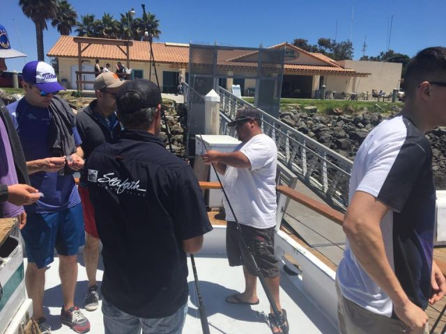Teach Fishing Teach - New Seaforth, San Diego