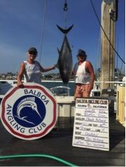 Helen Smith Offshore Tournament-Balboa Angling Club prizes