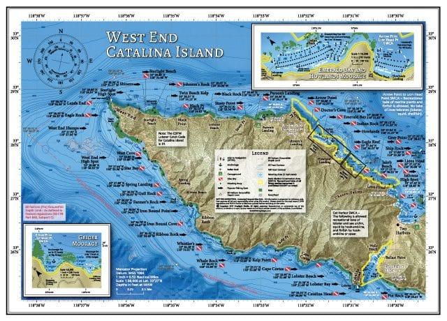Catalina charts
