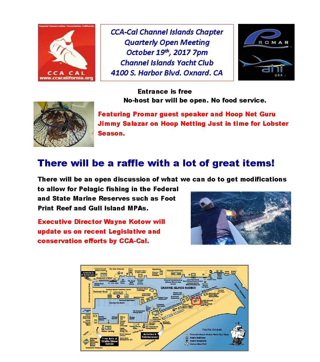 Channel Islands Lobster Seminar