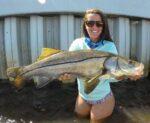 fishing snook