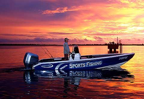 Weipa Sport Fishing - Light Tackle Bonanza