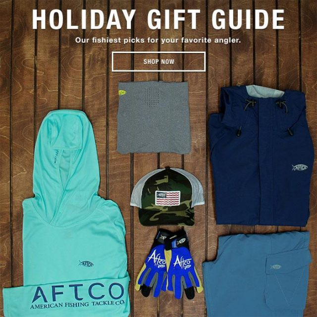 AFTCO Holiday Gift Ideas