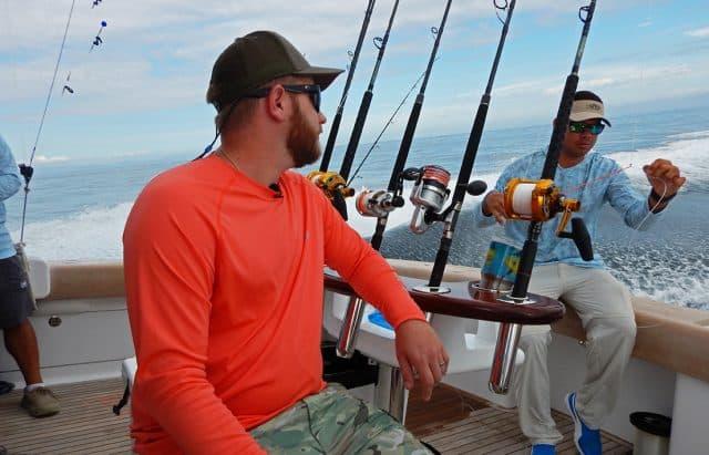 costa rica fishing charter