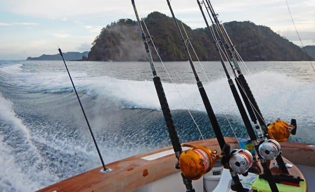 Okuma fishing reels and rods
