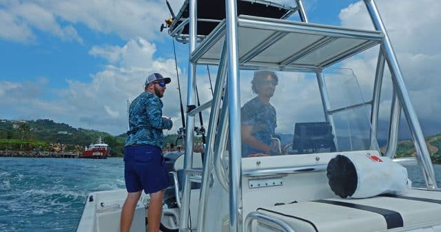 Fishing Costa Rica Contest Trip