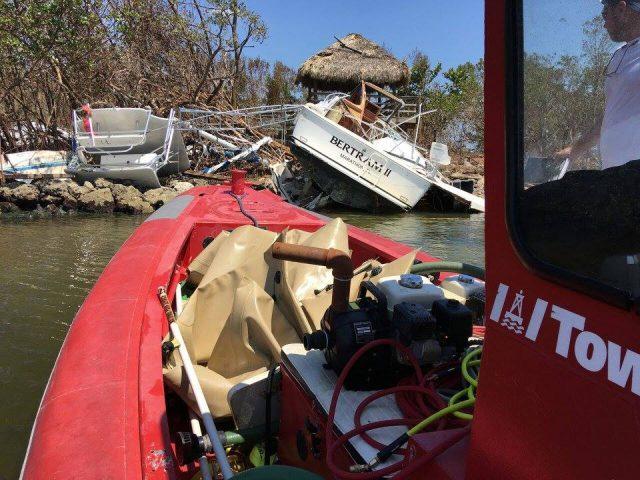 BoatUS Responds in Irma