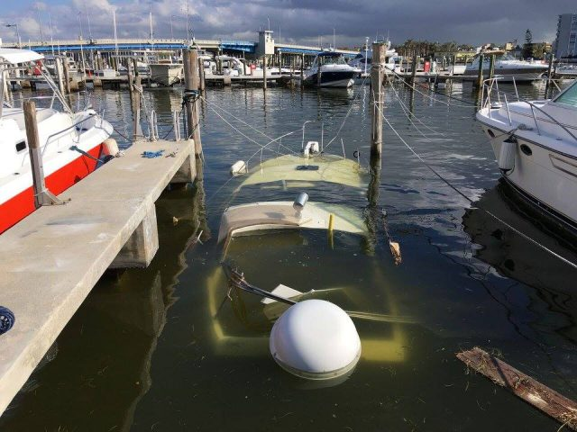 Boat hurricane insurance