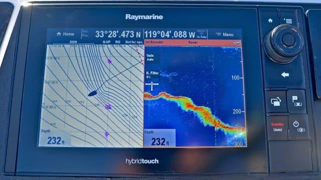 raymarine marine electronics