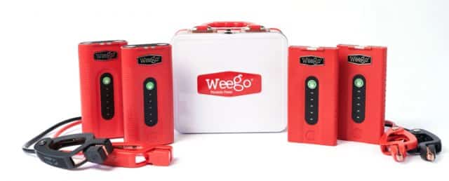 Weego Portable Power