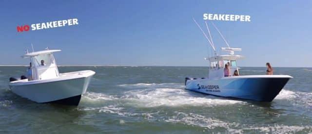 seakeeper 2 demo - Seakeeper 2 gyro stabilizer
