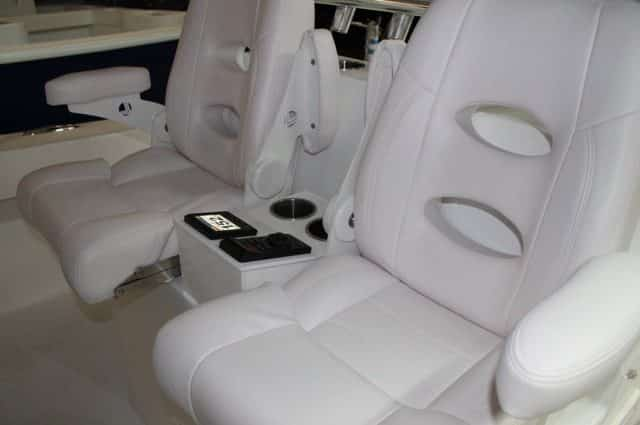center console fishing boats