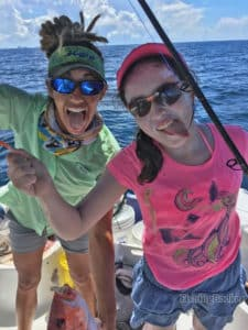 female fishing guides