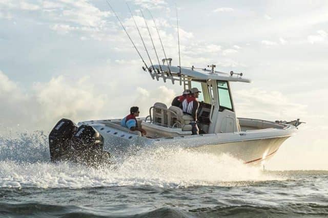 Mercury FourStroke outboards