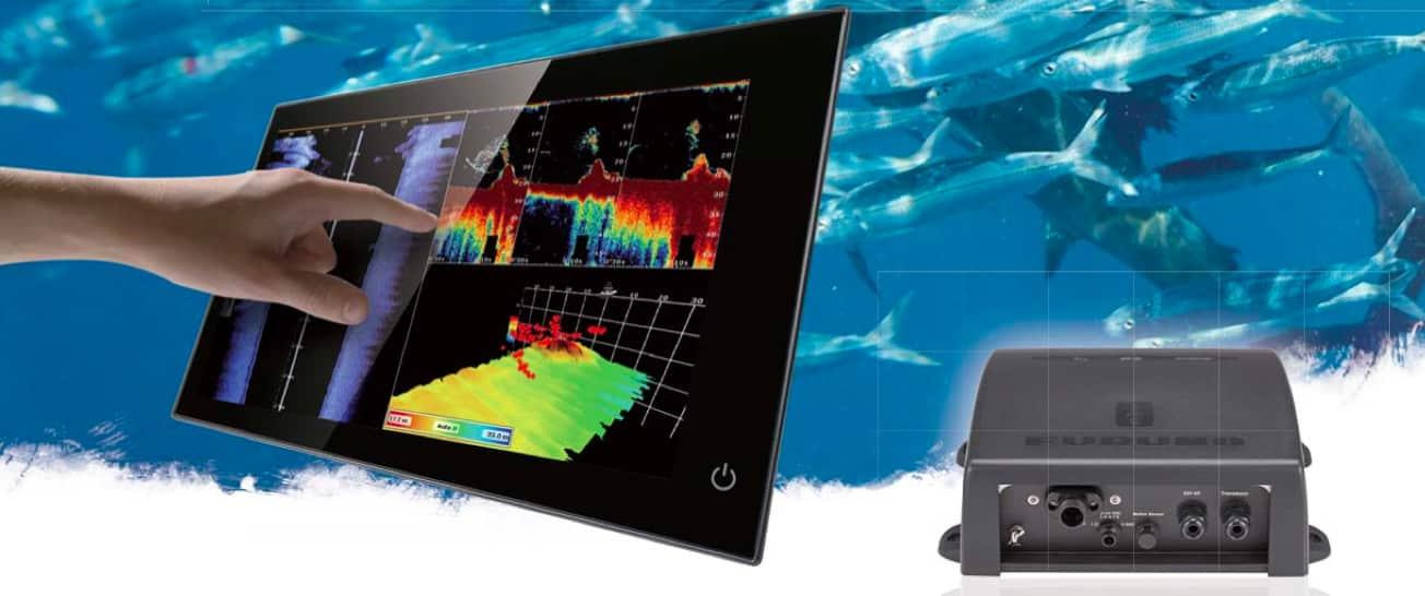 3D fishfinders