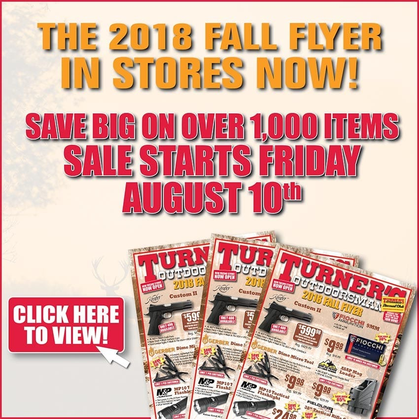 Turners Outdoorsman Fall Flyer 2