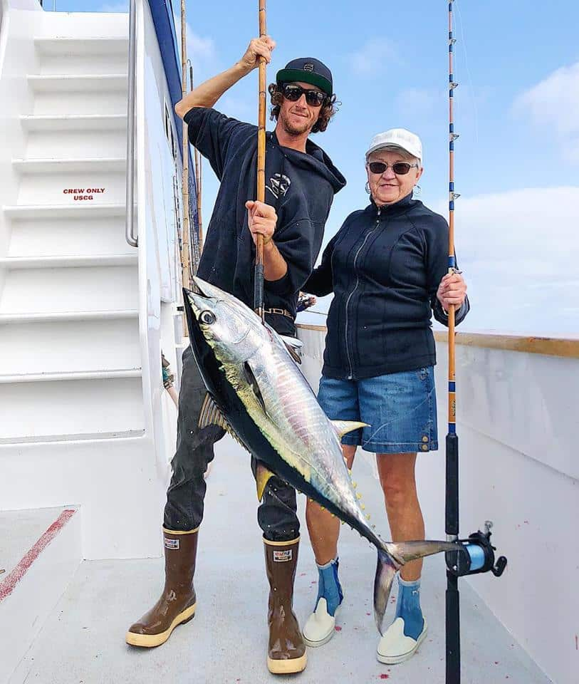 yellowfin fever