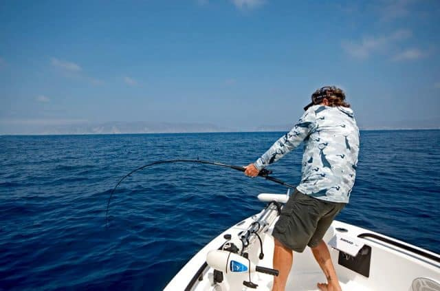 Make custom fishing rods