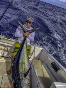 monster yellowfin