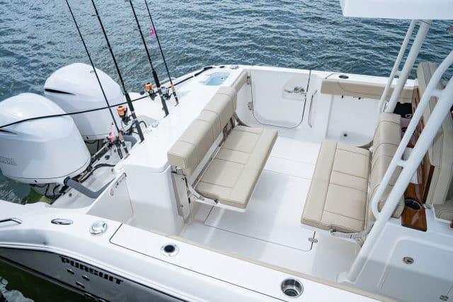 Pursuit boat review