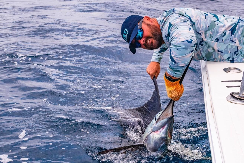 win fishing trip