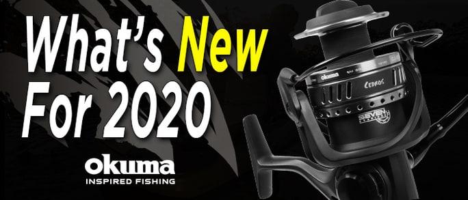 Okuma Fishing Products 2020