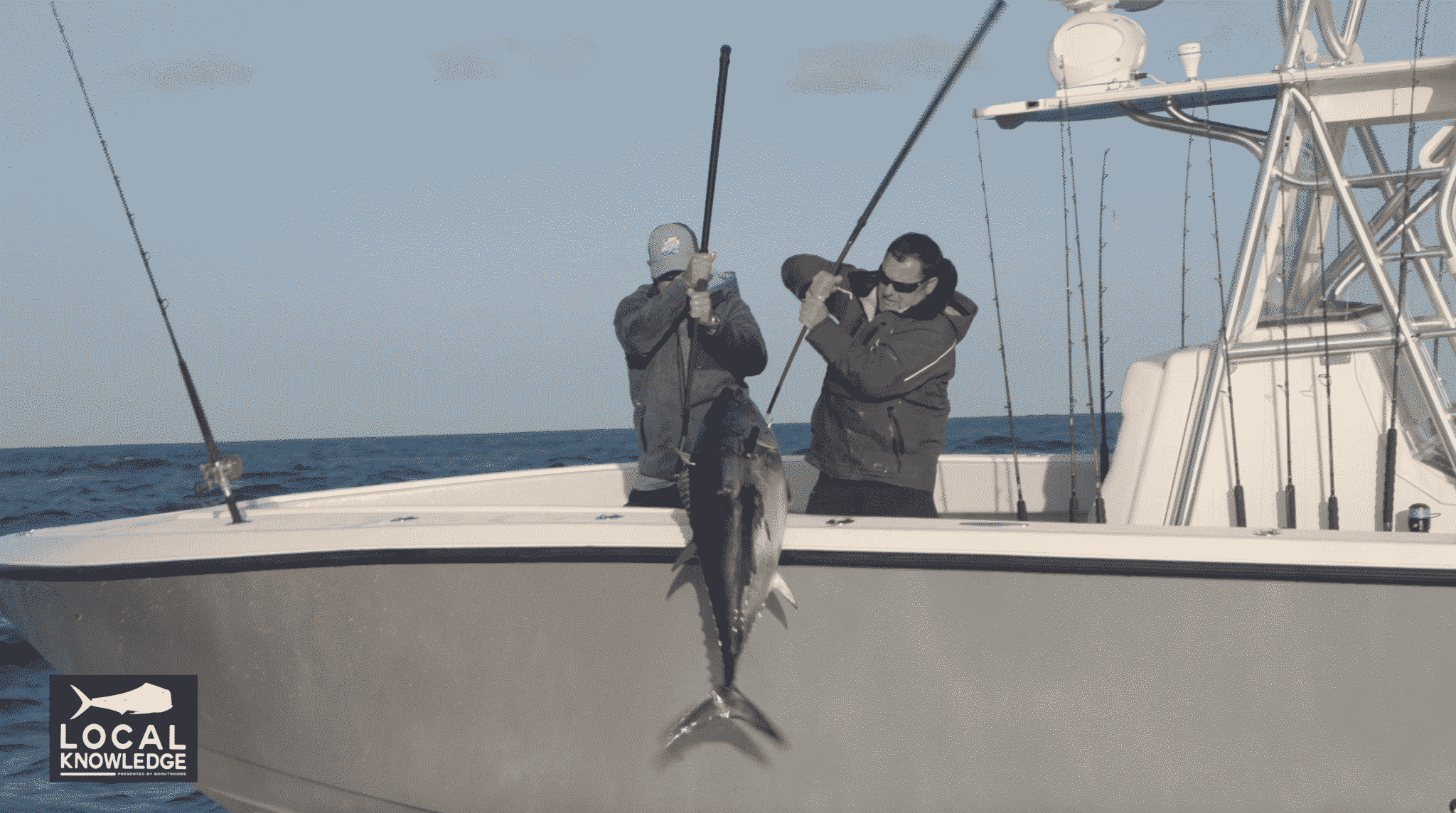 california bluefin fishing