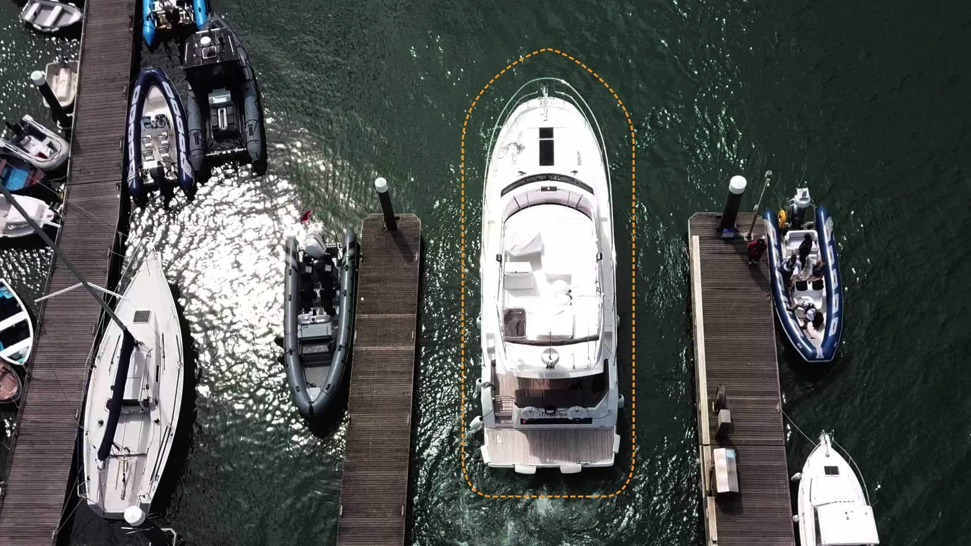 auto-docking
