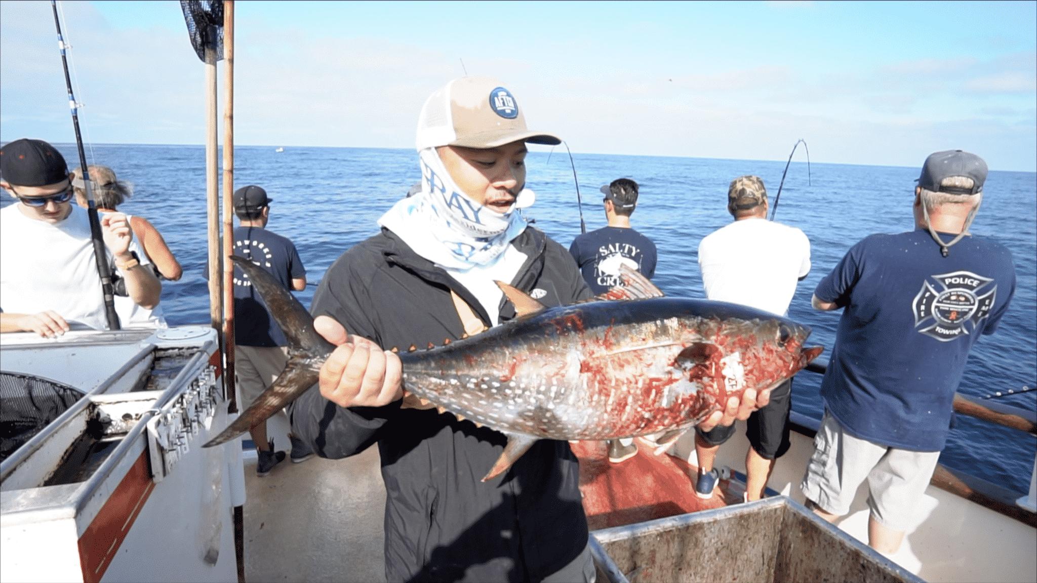 Tomahawk sportfishing