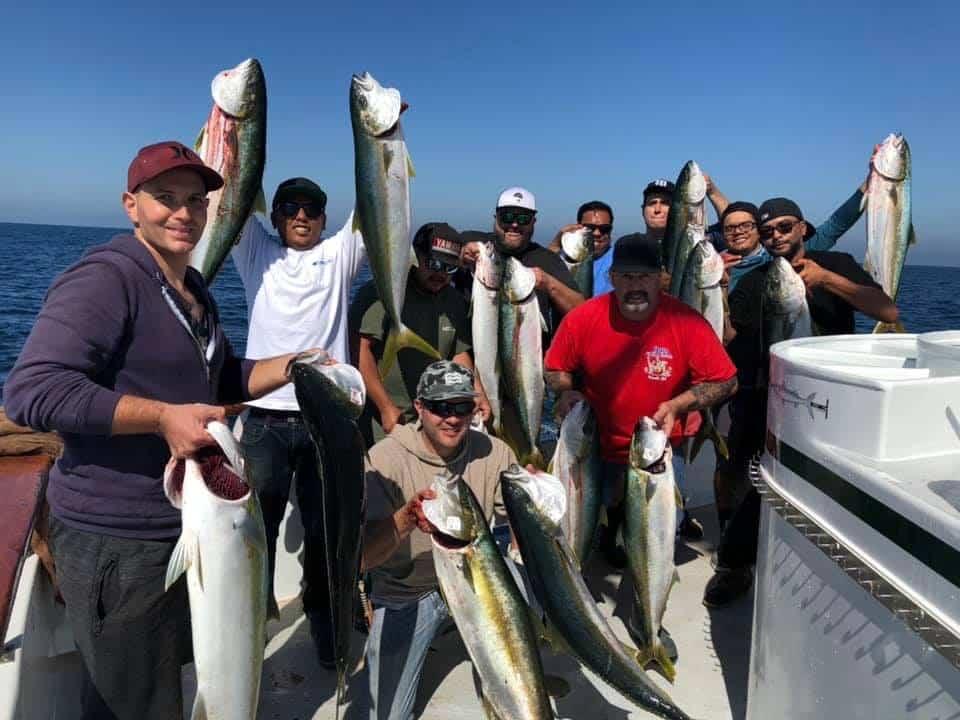 socal fish report