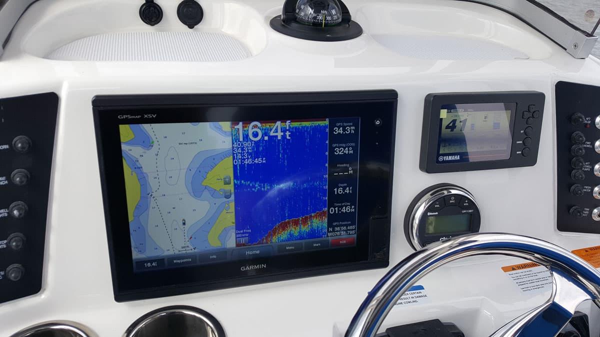 fishfinder install