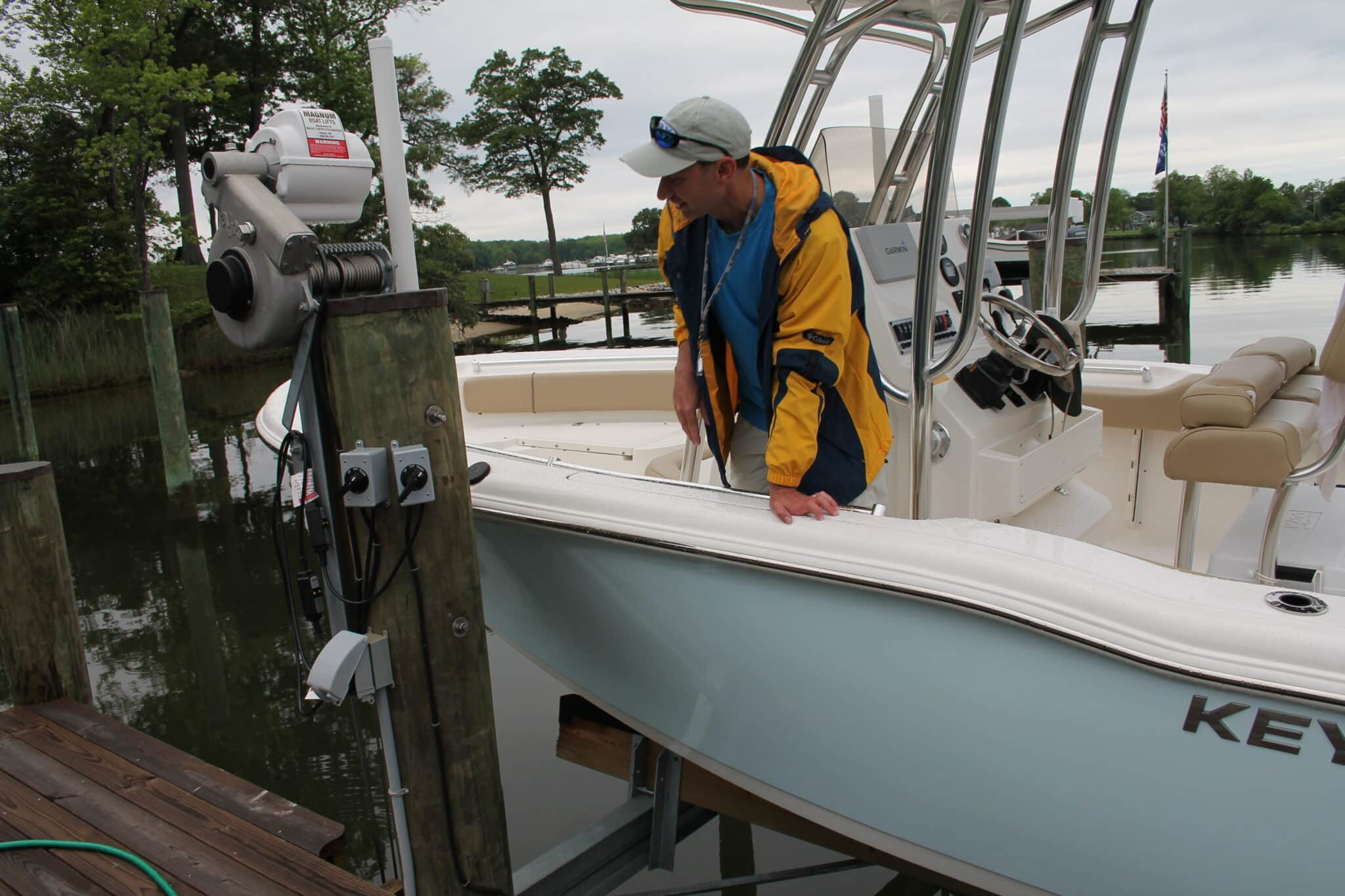 boat theft