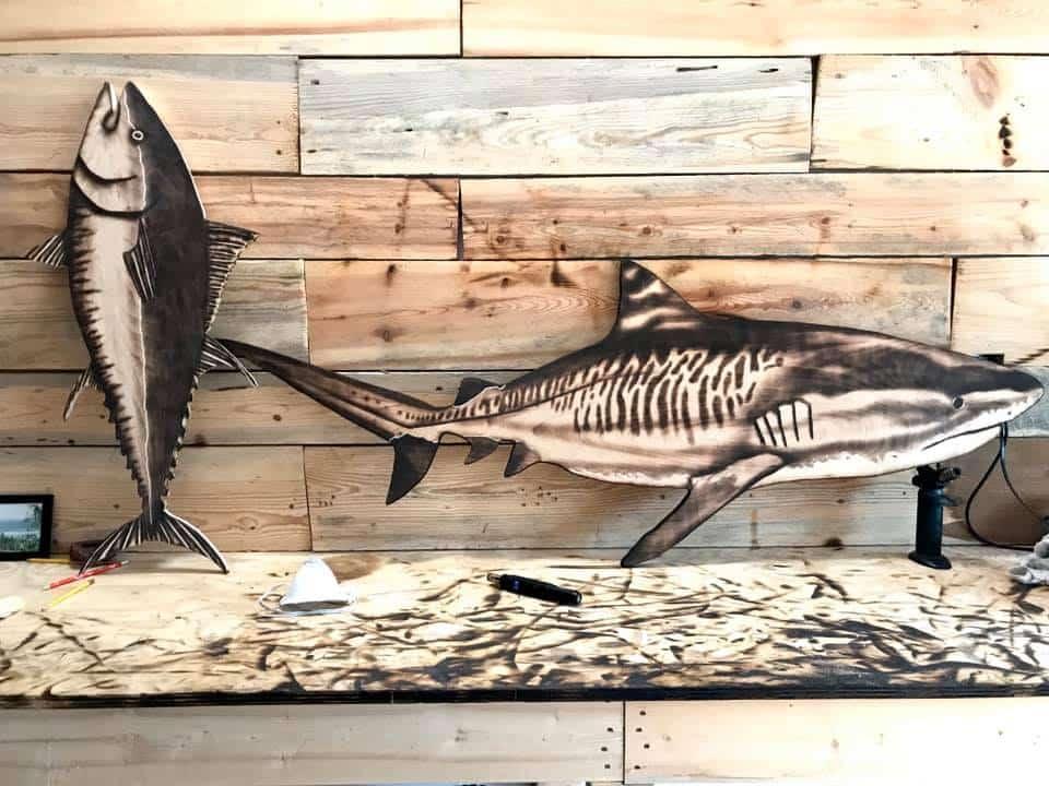 marine artist