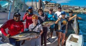 Baja kids fish