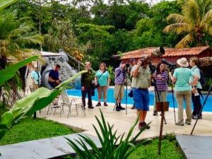 Costa Rica wildlife photography classes
